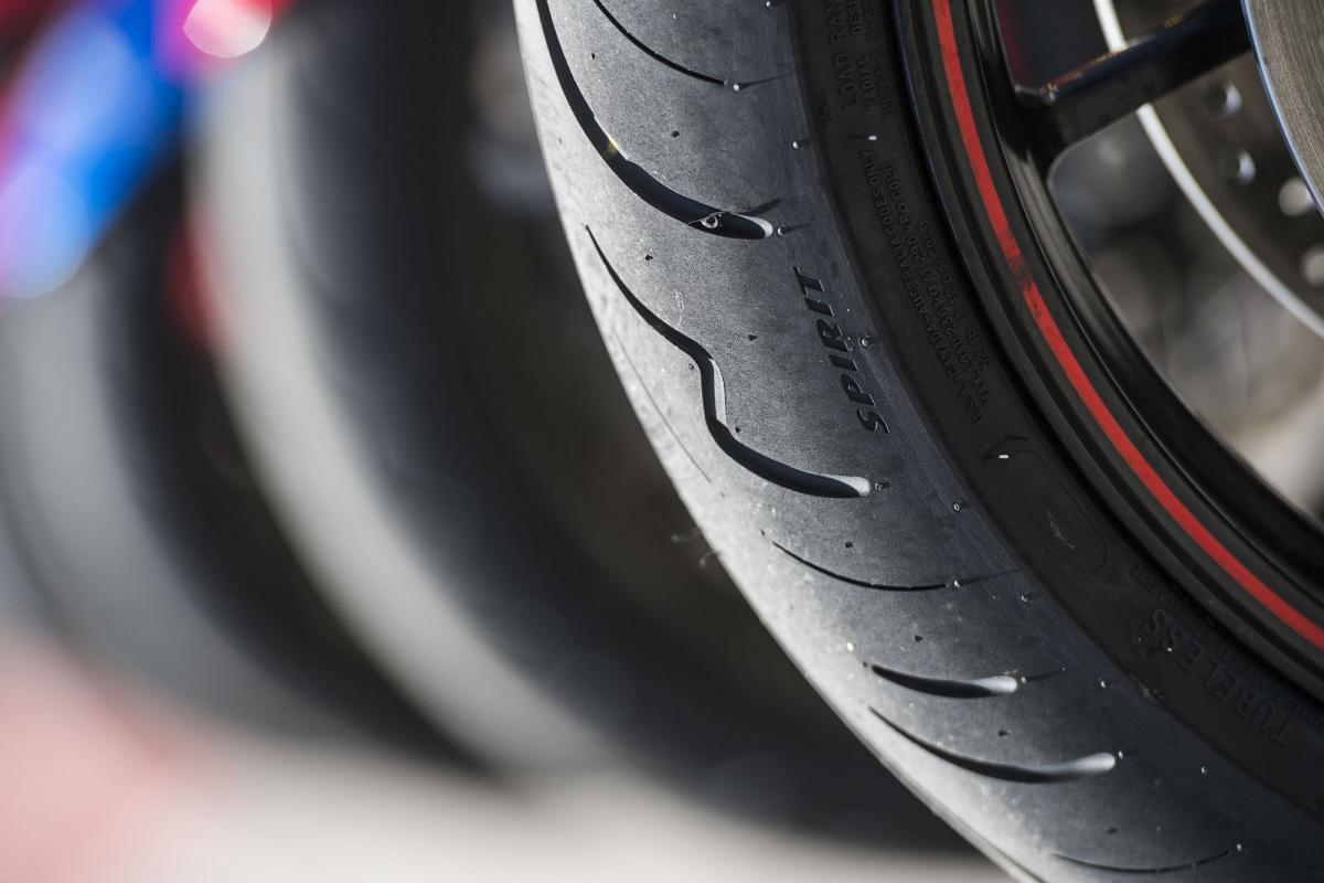 New Avon Spirit ST tyre tested on road and track