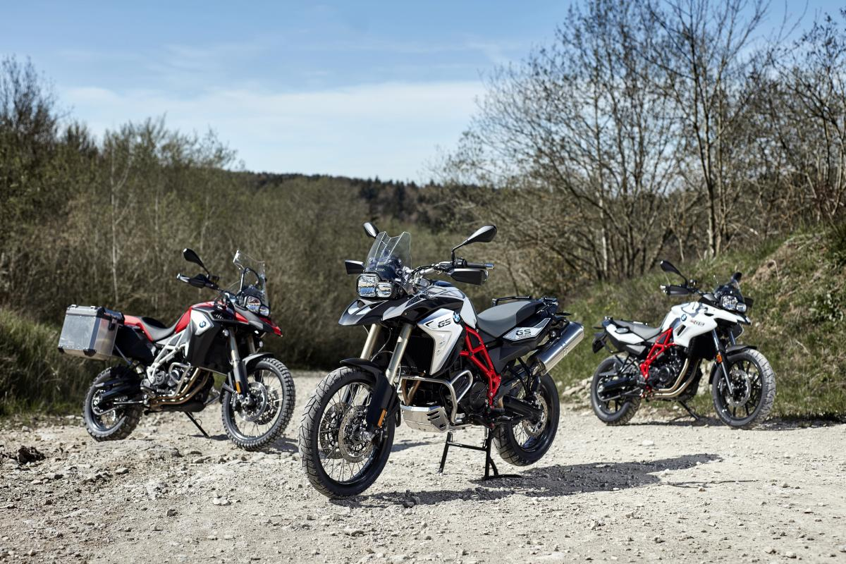 Updates For Bmw F700gs And F800gs Visordown