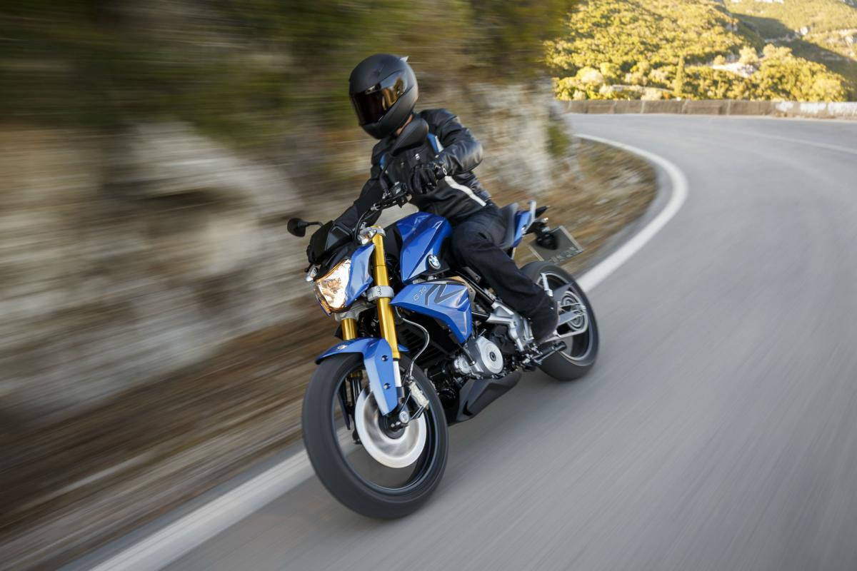 BMW G 310 R review | UK road test