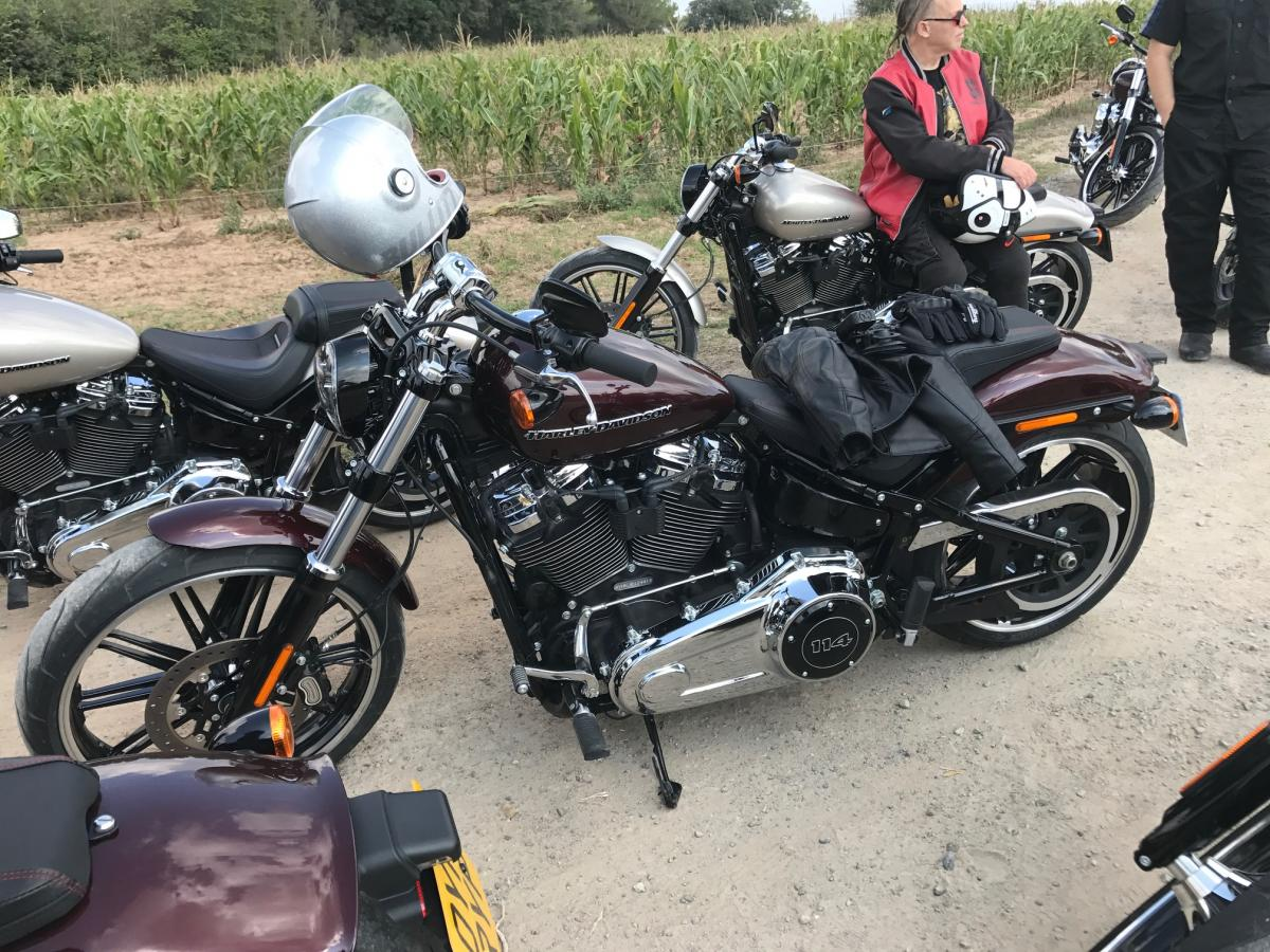 Harley-Davidson Breakout review: first thoughts | Visordown