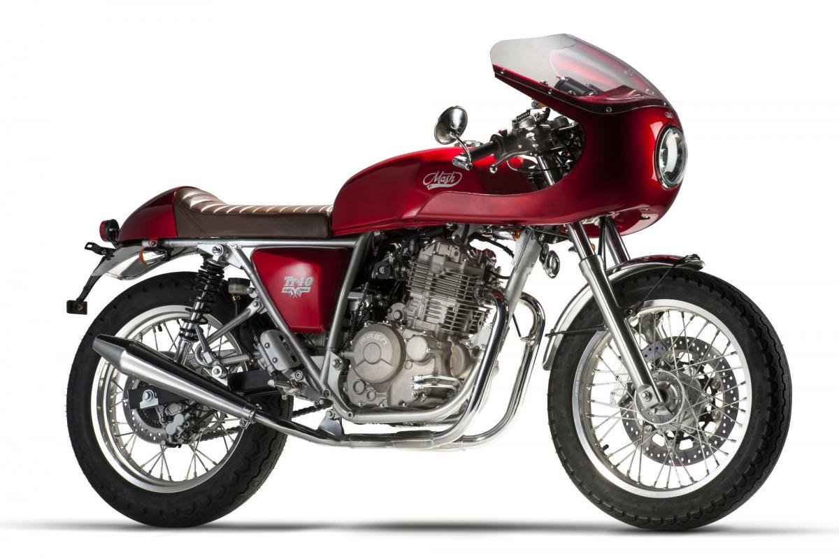 5 way-cool old-school retro bikes for under £5k