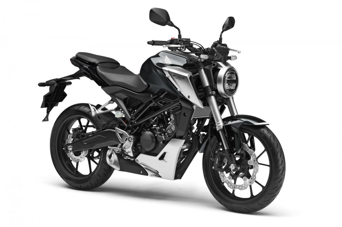 Honda CB125R revealed