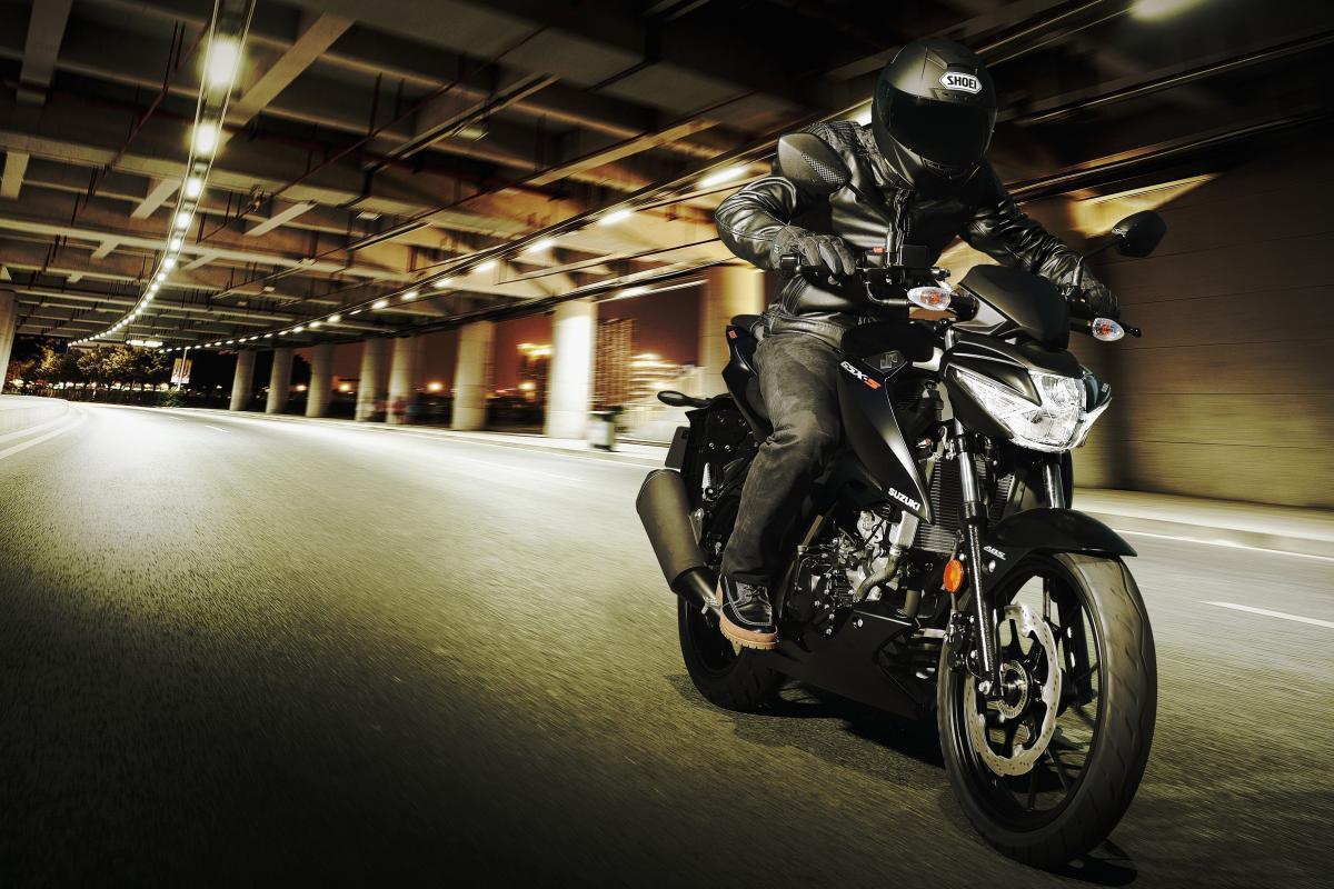 New Suzuki Gsx S125 Visordown