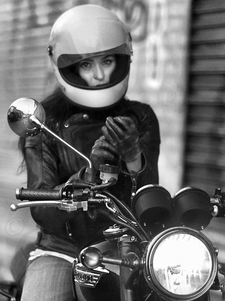 Re-imagining the portrayal of women in motorcycling