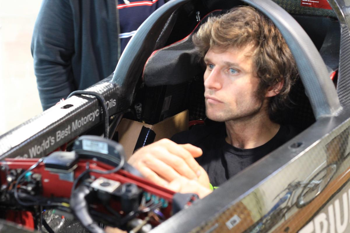 Guy Martin to attempt world land speed record