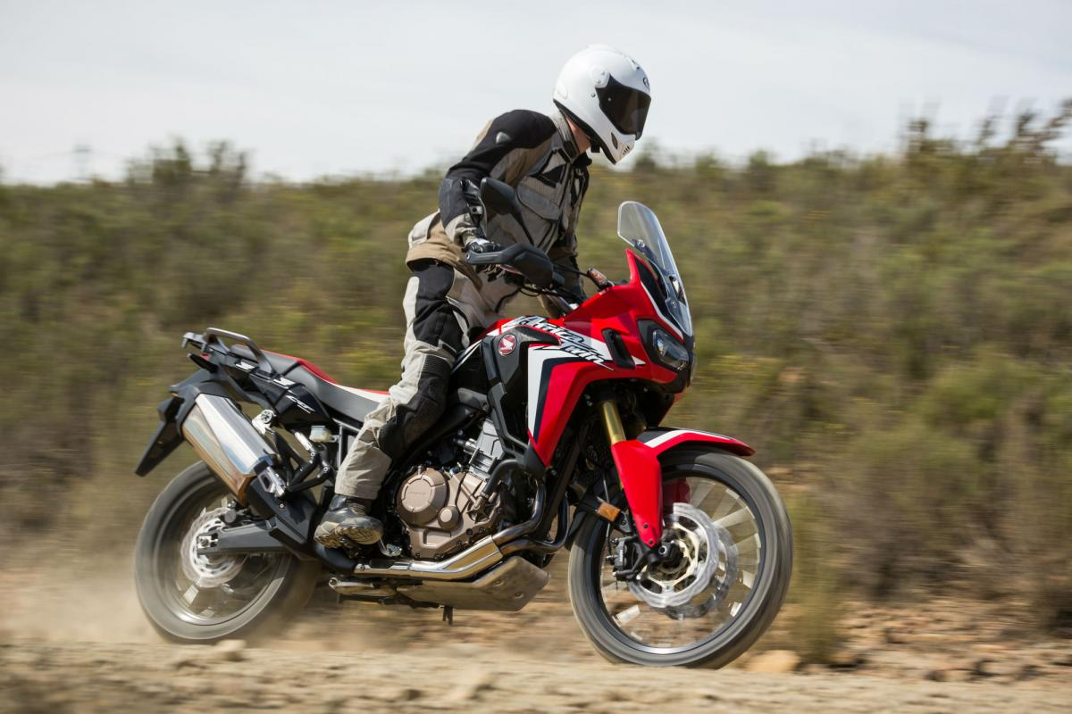Honda Africa Twin Being Updated For 2017