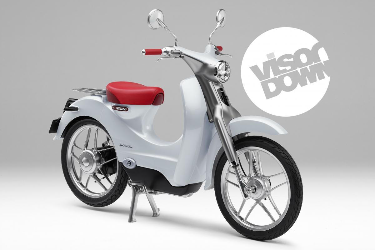 Honda Confirms Electric Cub For Next Year