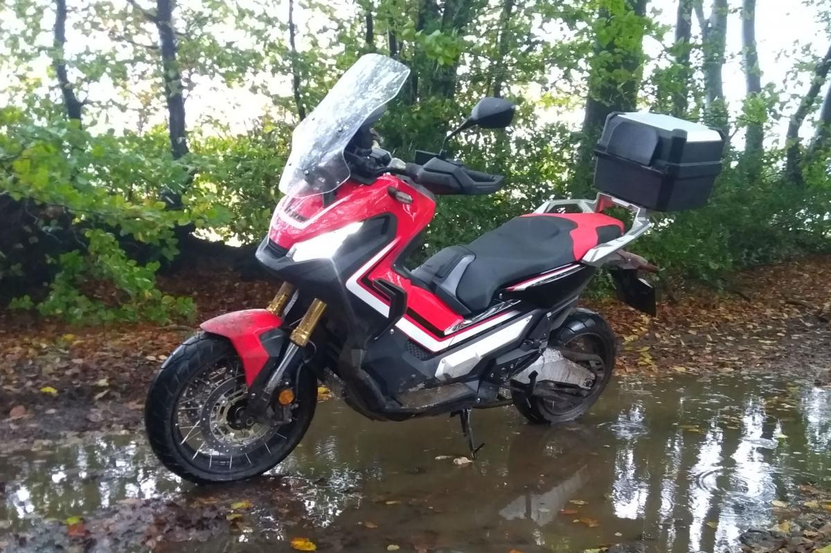 Honda X Adv Review Visordown