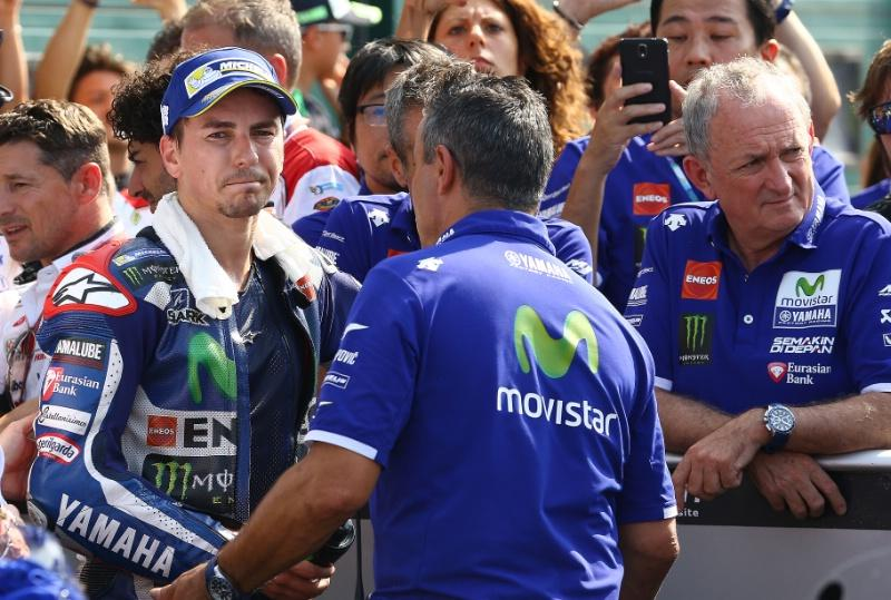 MotoGP San Marino: Rossi/Lorenzo in post-race verbal spat