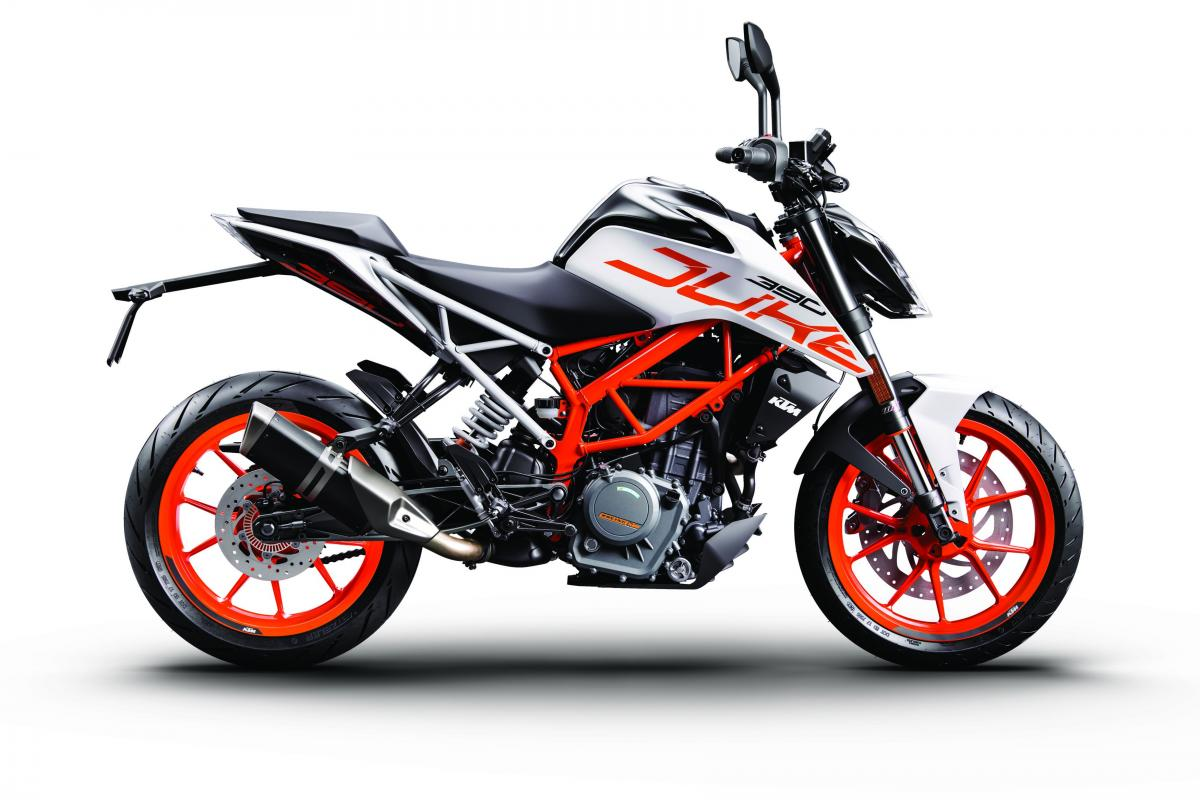 KTM recalls 125 and 390 Duke