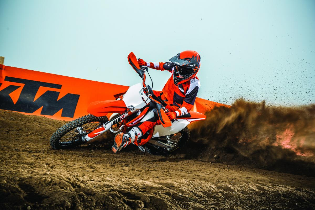 KTM announces motocross youth team