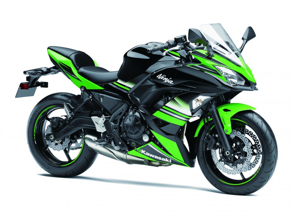 Kawasaki Reveals Ninja 650 Visordown