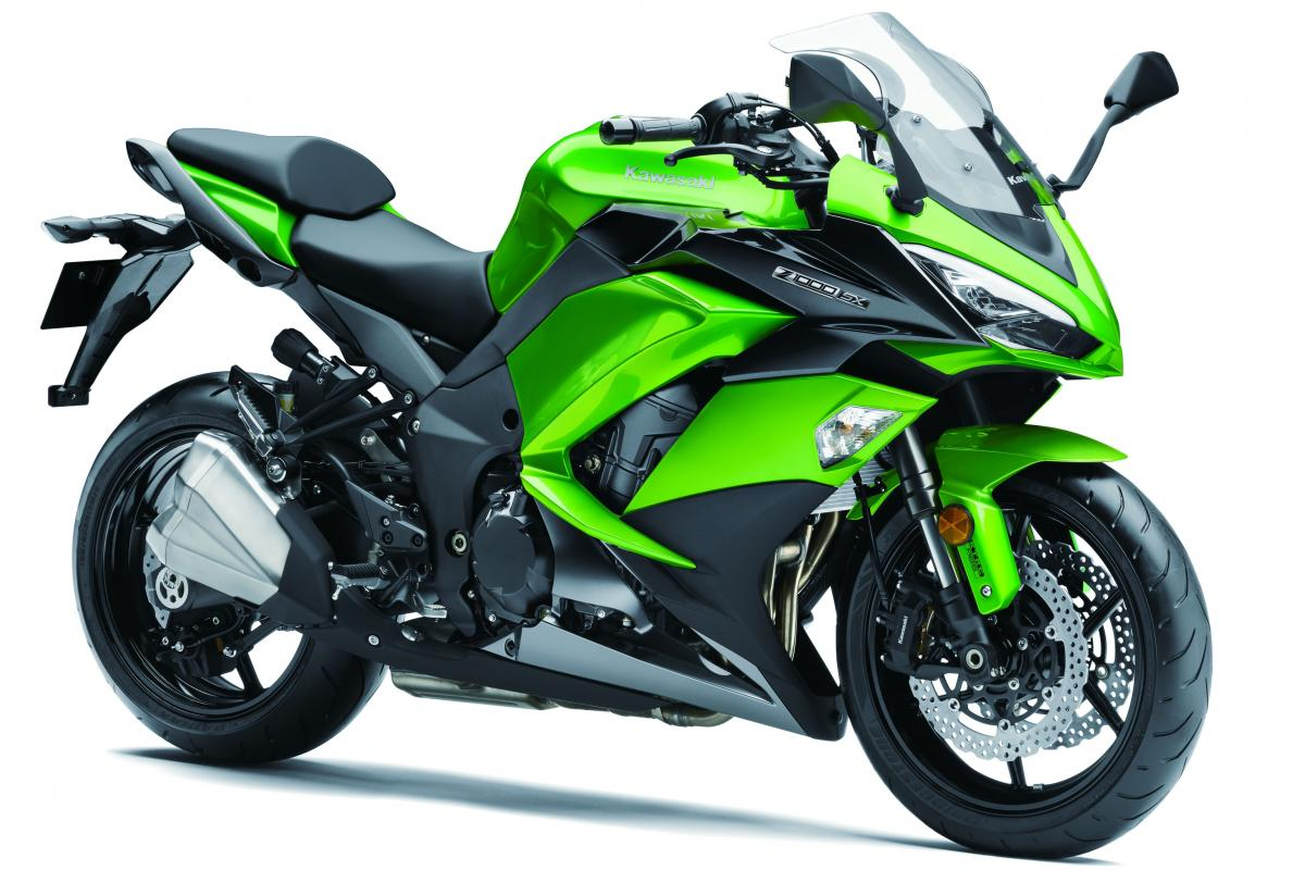 What do you want to know about the new Kawasaki Z1000SX?