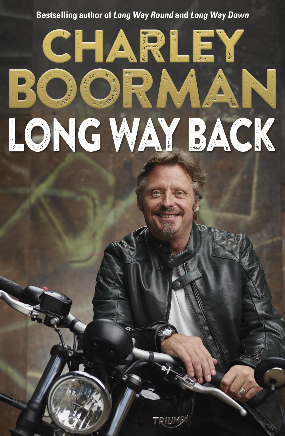 Charley Boorman pens new autobiography