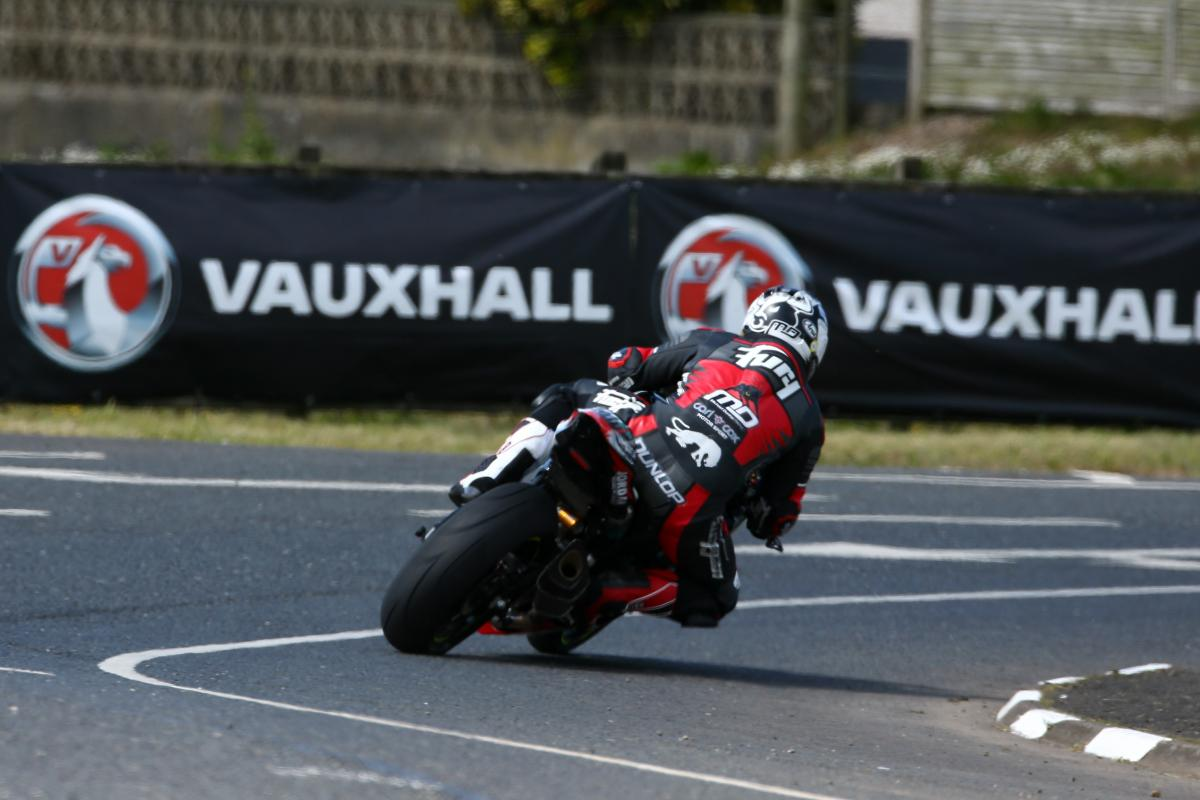 Michael Dunlop [Credit: Carl Cox Motorsport]