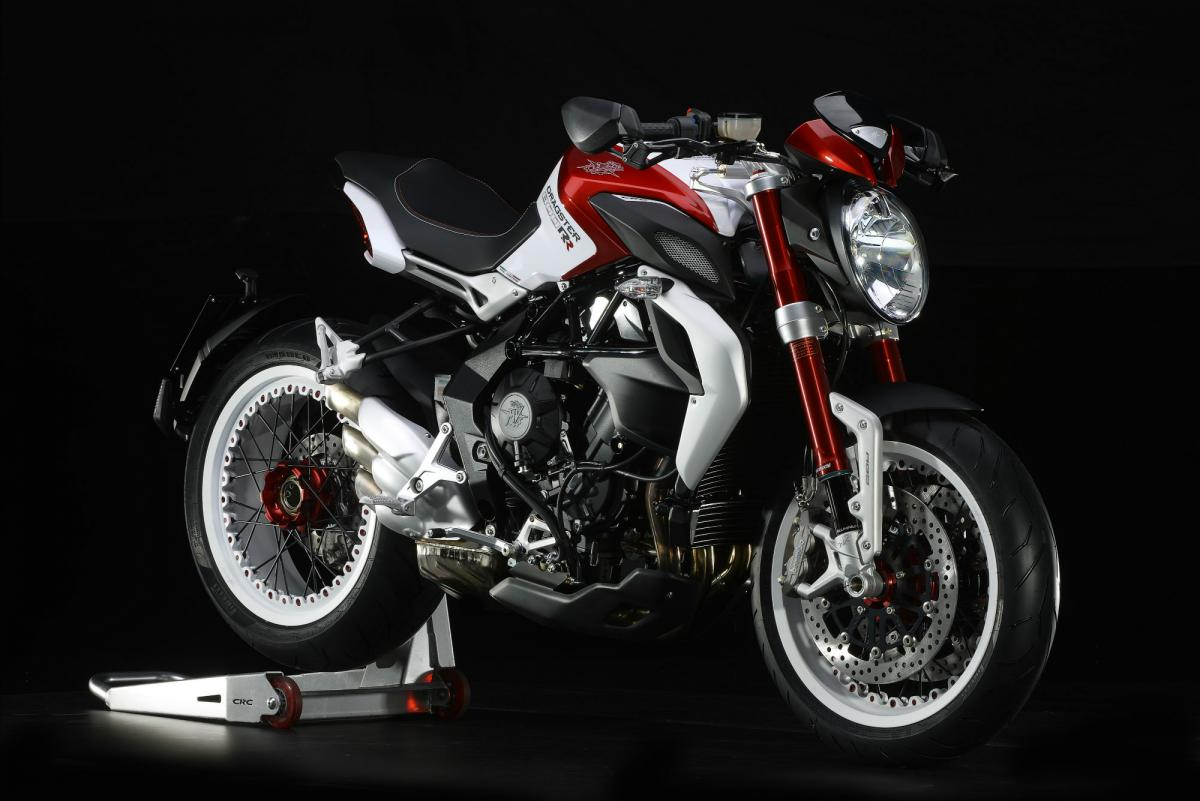 Supercar club giving away MV Agusta motorcycle with membership