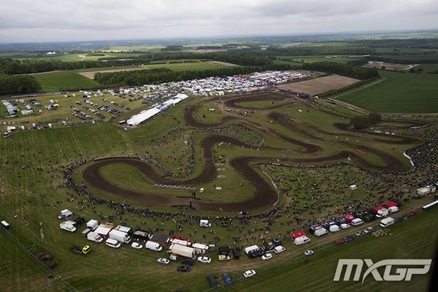 Britain to host 2017 Motocross of Nations