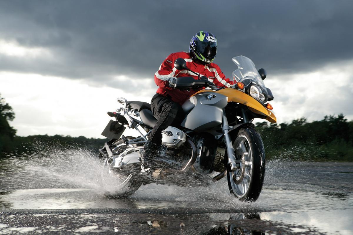 Ride to Work Wet