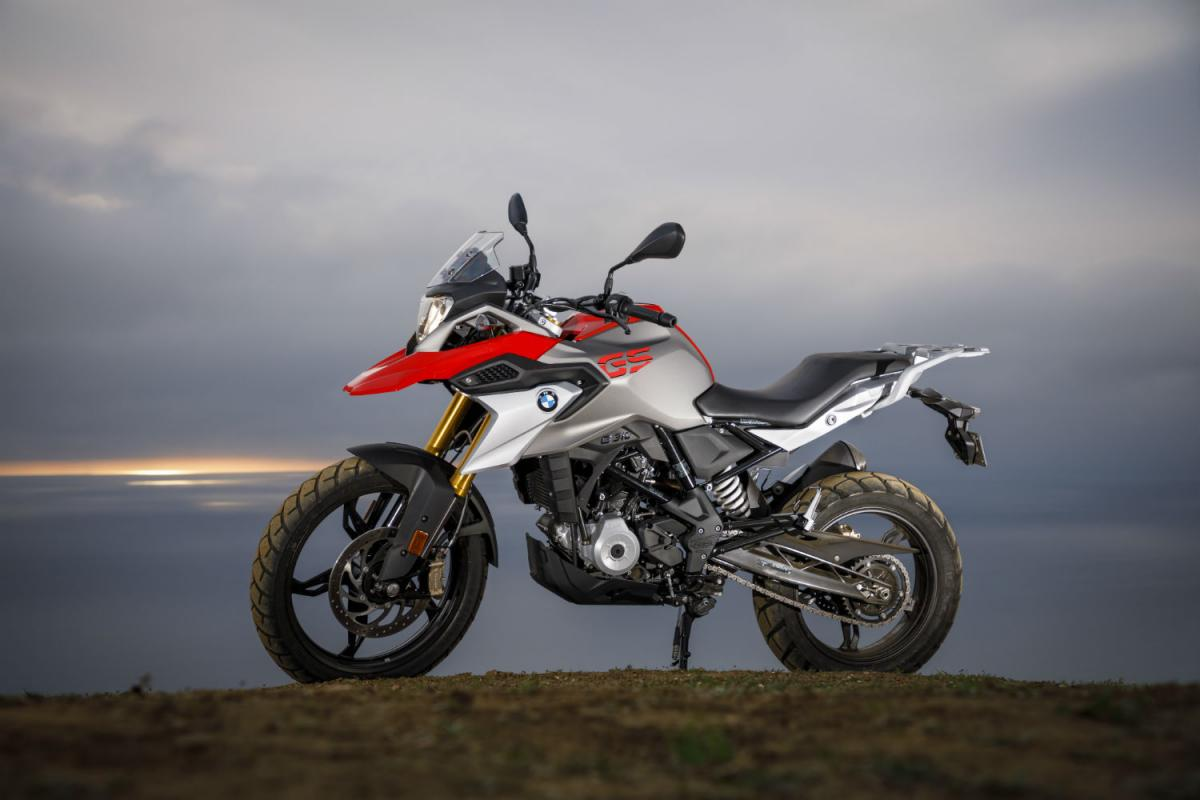 First Ride Bmw G310gs Review Visordown