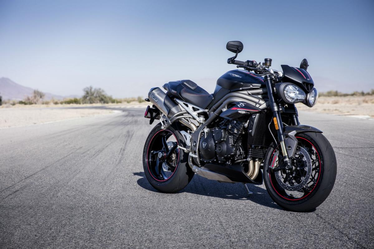 New Speed Triple revealed