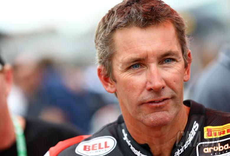 Troy Bayliss set to make racing comeback