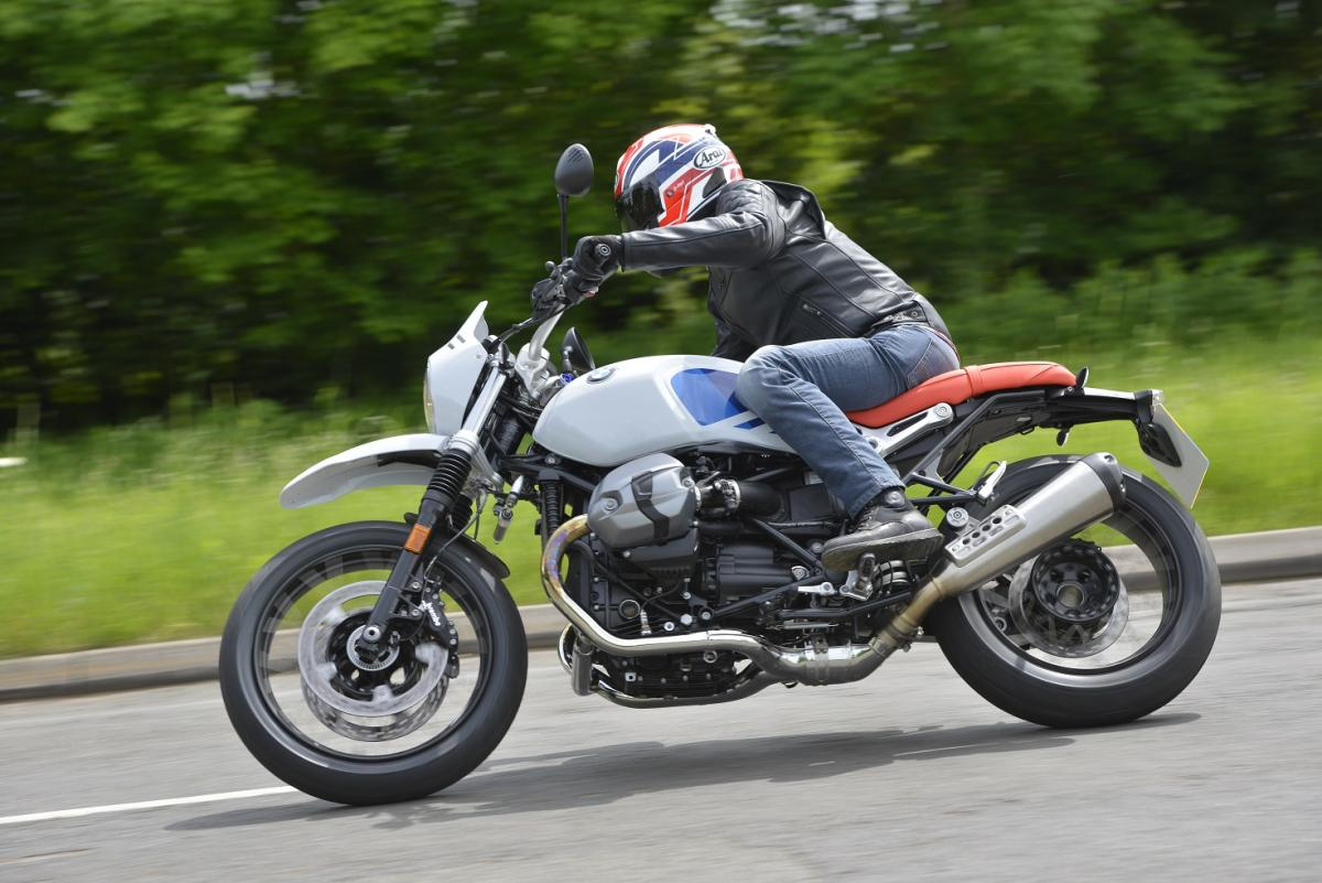 First Ride Bmw R Ninet Urban G S X Review Visordown