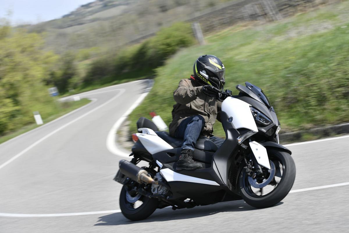 Yamaha XMAX 300 review | Visordown