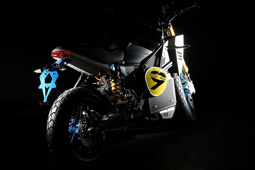 How about an electric scrambler?