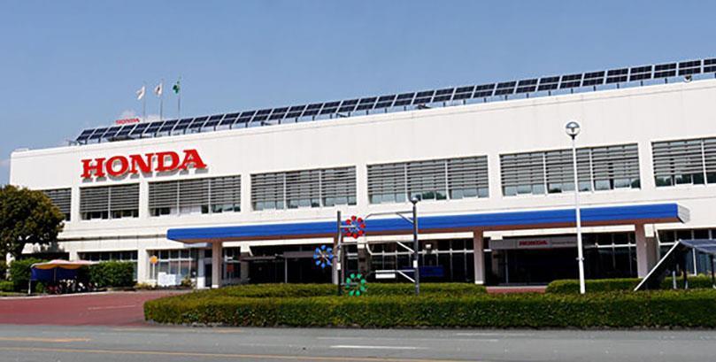 Honda's Kumamoto factory back to full speed