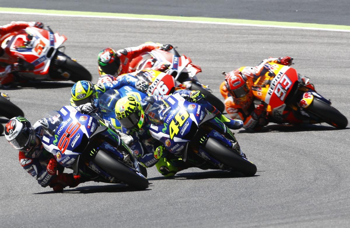 MotoGP: Mugello race results