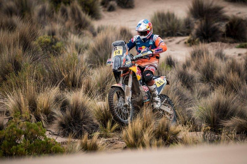 Who are the Brits in the 2018 Dakar?