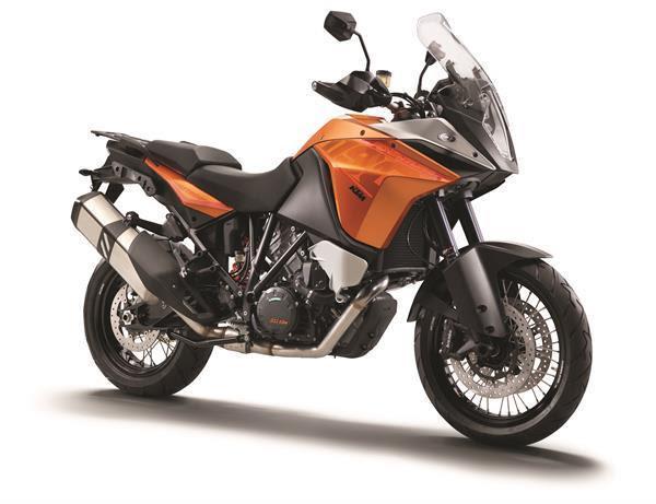 KTM recalls Adventure models