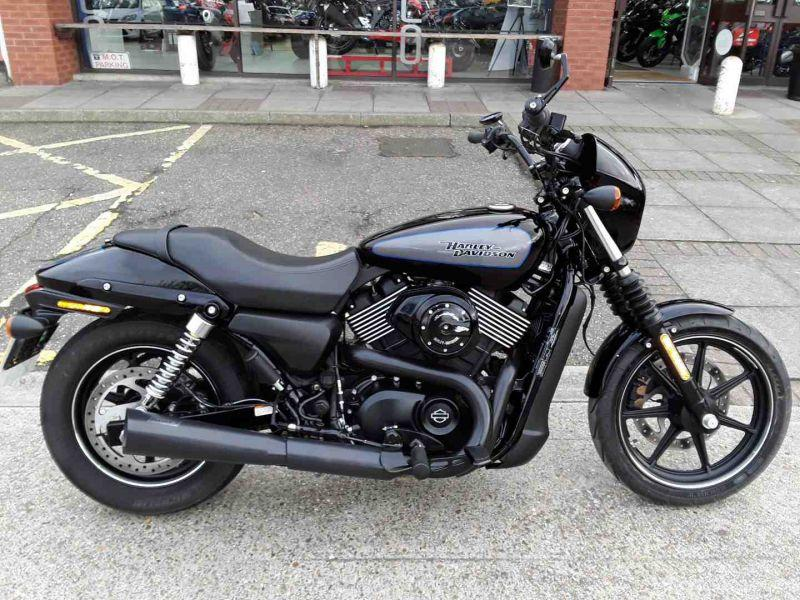 Bike of the Day: Harley-Davidson Street 750