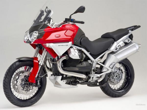 Stelvio 1200 NTX (2008 - present)