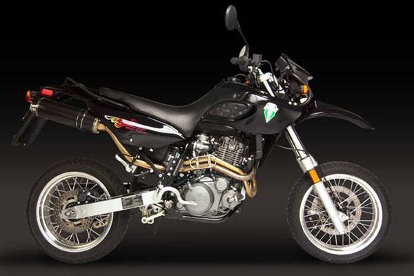 Baghira Street Moto