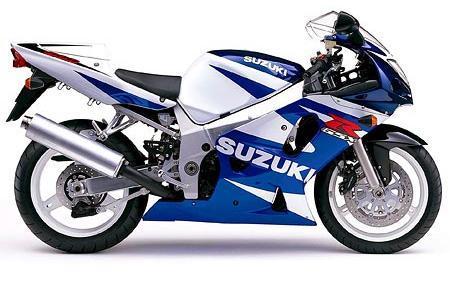 GSX-R600 K1-K3 (2001-2003)