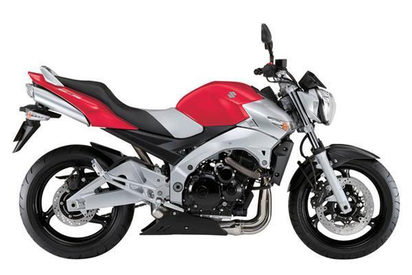 GSR600 (2006-2011)