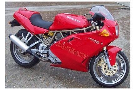 750 SS (1993 - 2003)