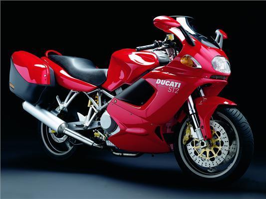 ST2 (1997 - 2004)
