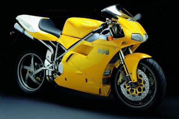 996 S (2000 - 2003)