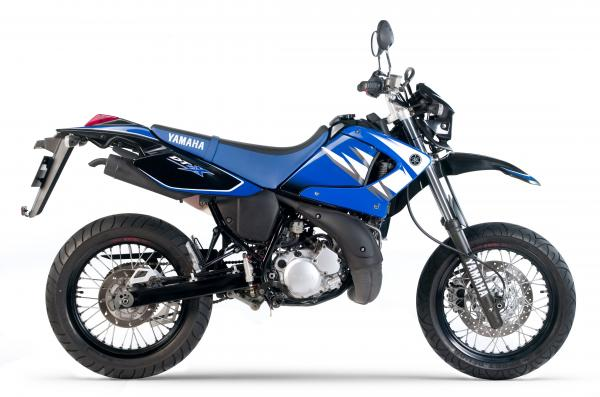 DT125X (2004 - 2007)