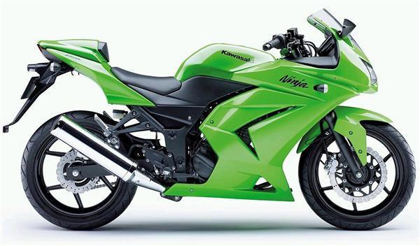 Ninja 250R (2008 - present)