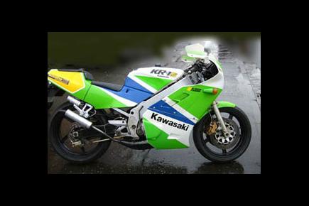 KR-1S (1989 - 1990)