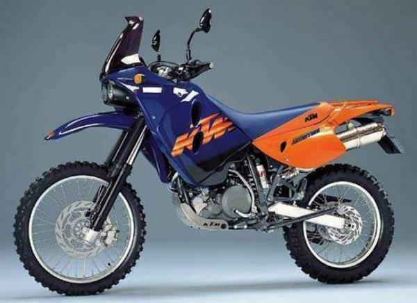 640 Adventure R (1998 - 2006)