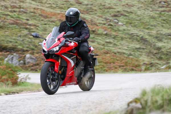 Honda CBR500R 2022 review