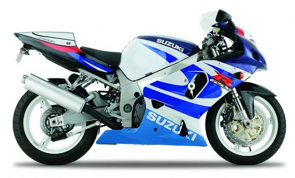 GSX-R750 Y-K3 (2000-2003)