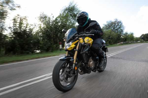 Honda CB500F 2022 review North Coast 500 tour