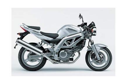 SV650 (2003 - 2010)