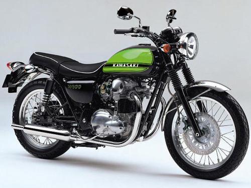 Kawasaki W800 (2011 - present) | Visordown