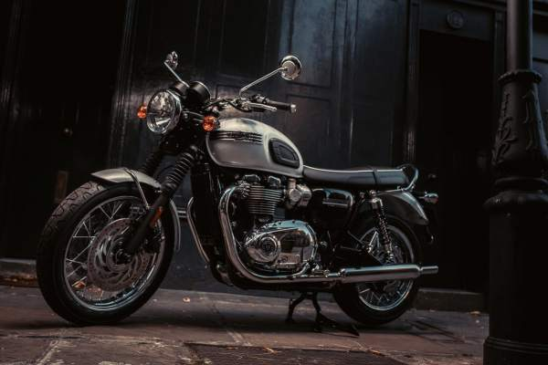 Triumph Bonneville T120 Diamond Edition 2019